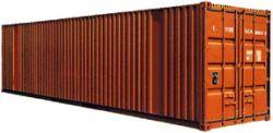 40-ка футовый High Cube (40' НC) контейнер (увеличенной вместимости)