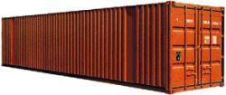 40-ка футовый стандартный (стальной) контейнер